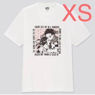ユニクロ(UNIQLO)のユニクロ 鬼滅の刃 コラボTシャツ XS(Tシャツ/カットソー(半袖/袖なし))