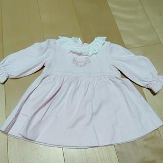 ベビーディオール(baby Dior)のベビーディオール 80サイズ ワンピース(ワンピース)