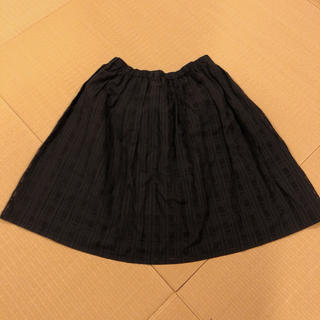 アベニールエトワール(Aveniretoile)のアベニールエトワール  黒 ブラック スカート(ミニスカート)