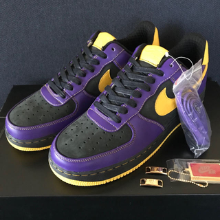 ナイキ(NIKE)のdunk kay16様 NIKE AIR FORCE 1 id by you(スニーカー)