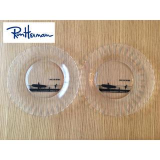 ロンハーマン(Ron Herman)のRon Herman ロンハーマン デュラレックス プレート 皿 2枚 食器(食器)