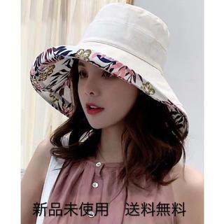可愛いレディース帽子 紫外線に対策(ハット)