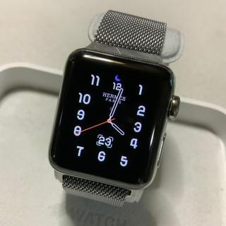 エルメス(Hermes)の(正規品) Apple Watch エルメス series2 38mm(腕時計(デジタル))