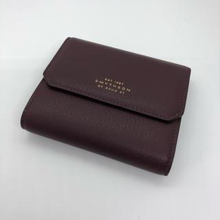 スマイソン(Smythson)の★新品未使用★スマイソン バークレイ 財布  紫(財布)