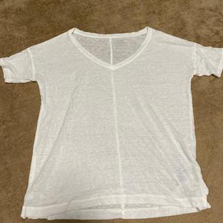 オールドネイビー(Old Navy)のOLD NAVY オールドネイビー 白Tシャツ (Tシャツ(半袖/袖なし))