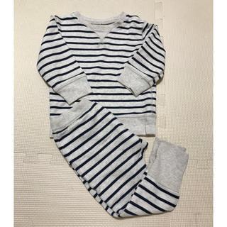 ムジルシリョウヒン(MUJI (無印良品))の無印良品パジャマ 80(パジャマ)