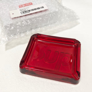 シュプリーム(Supreme)のSupreme Debossed Glass Ashtray シュプリーム 灰皿(その他)