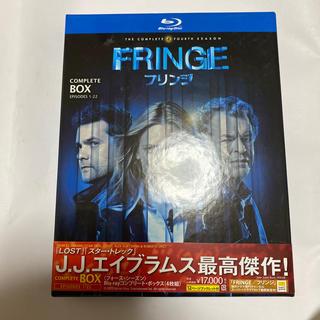 FRINGE/フリンジ〈フォース・シーズン〉 コンプリート・ボックス Blu-r(TVドラマ)
