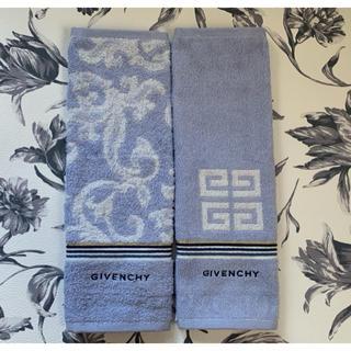 ジバンシィ(GIVENCHY)のGIVENCHYジバンシーゲストタオル2枚セット(タオル/バス用品)