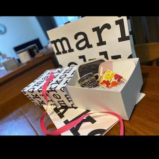 マリメッコ(marimekko)の新品  marimekko コーヒーカップとスクエア プレート セット(食器)
