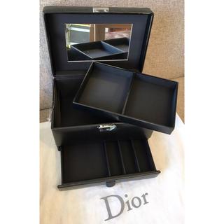 クリスチャンディオール(Christian Dior)のDior beauty Make-up box ディオール メイクアップボックス(その他)