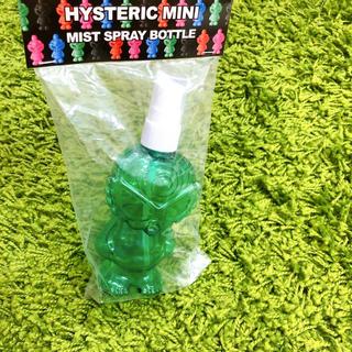 ヒステリックミニ(HYSTERIC MINI)のヒステリックミニ ミストスプレーボトル ミドリ(キャラクターグッズ)