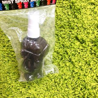 ヒステリックミニ(HYSTERIC MINI)のヒステリックミニ ミストスプレーボトル 黒(キャラクターグッズ)