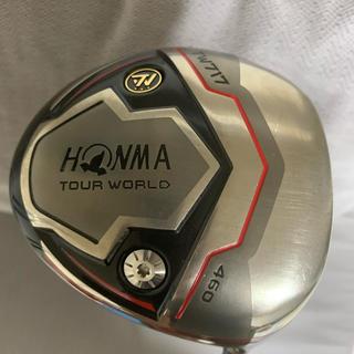 ホンマゴルフ(本間ゴルフ)のHONMA TW717 460 ドライバー(クラブ)