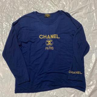 シャネル(CHANEL)のCHANEL 長袖Tシャツ シャネル(Tシャツ(長袖/七分))