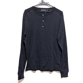 ラルフローレン(Ralph Lauren)のラルフローレン 長袖カットソー サイズS 黒(Tシャツ/カットソー(七分/長袖))