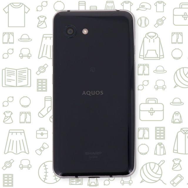 AQUOS(アクオス)の【C】AQUOSR2compact/SH-M09/64/SIMフリー スマホ/家電/カメラのスマートフォン/携帯電話(スマートフォン本体)の商品写真