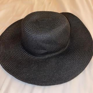 エイチアンドエム(H&M)の[新品] H&M 麦わら帽子 (麦わら帽子/ストローハット)