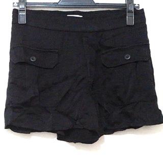 ラルフローレン(Ralph Lauren)のラルフローレン ショートパンツ サイズS 黒(ショートパンツ)