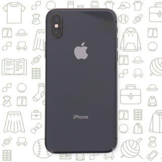 アイフォーン(iPhone)の【B】iPhoneX/64/ドコモ(スマートフォン本体)