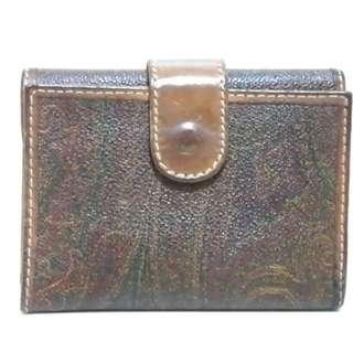 エトロ(ETRO)のETRO(エトロ) Wホック財布(財布)