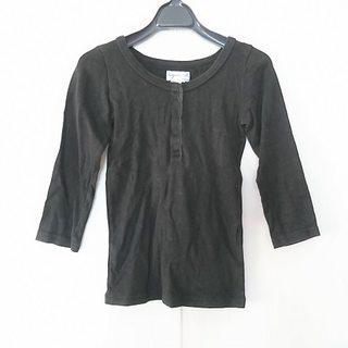 アニエスベー(agnes b.)のアニエスベー 七分袖カットソー サイズ1 S(カットソー(長袖/七分))