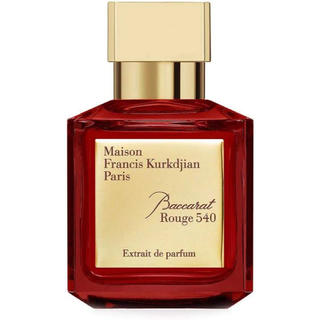 メゾンフランシスクルジャン(Maison Francis Kurkdjian)の【偽物】 Baccarat Rouge 540 Extrait バカラルージュ(香水(女性用))