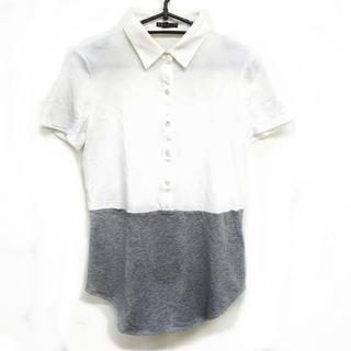 セオリー(theory)のセオリー 半袖ポロシャツ サイズS S美品 (ポロシャツ)