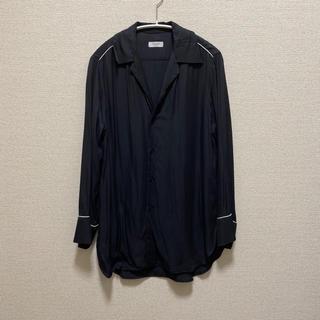 エディション(Edition)のエディション パジャマ風シャツ ビッグシャツ(シャツ/ブラウス(長袖/七分))