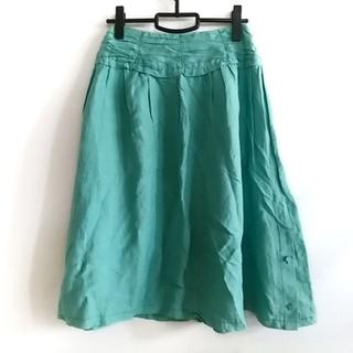 ホコモモラ(Jocomomola)のホコモモラ ロングスカート サイズ40 XL(ロングスカート)