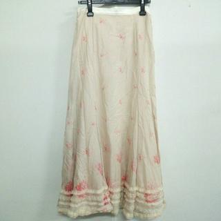 ラルフローレン(Ralph Lauren)のラルフローレン ロングスカート サイズ7 S(ロングスカート)