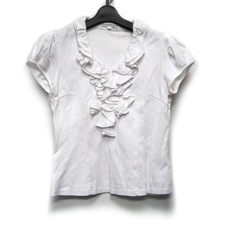 ナラカミーチェ(NARACAMICIE)のナラカミーチェ 半袖カットソー サイズ1 S(カットソー(半袖/袖なし))