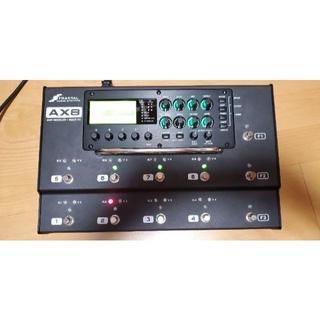 AX8 Fractal audio フラクタル 美品(エフェクター)