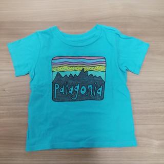 パタゴニア(patagonia)のPatagonia ロゴTシャツ(10)(Tシャツ)