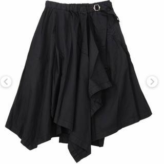 メルシーボークー(mercibeaucoup)のスカート(ひざ丈スカート)