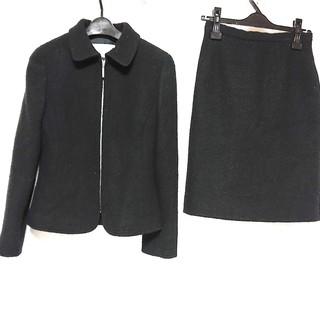 ハロッズ(Harrods)のハロッズ スカートスーツ サイズ1 S 黒(スーツ)
