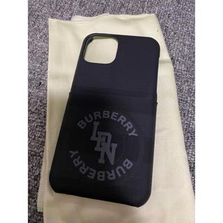 バーバリー(BURBERRY)のバーバリー ロンドン iPhone 11 pro スマホケース(iPhoneケース)