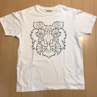 オニツカタイガー(Onitsuka Tiger)のオニツカタイガー Tシャツ 白 Lサイズ(Tシャツ/カットソー(半袖/袖なし))