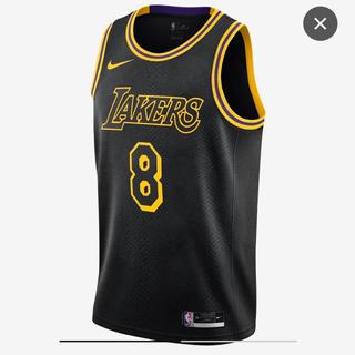 ナイキ(NIKE)のkobe Lakers Black Mamba L(ジャージ)