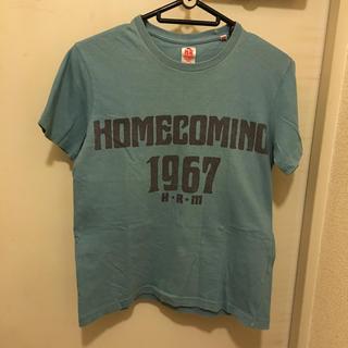 ハリウッドランチマーケット(HOLLYWOOD RANCH MARKET)の極小レディースHRM ハリラン古着T 1号S(Tシャツ(半袖/袖なし))