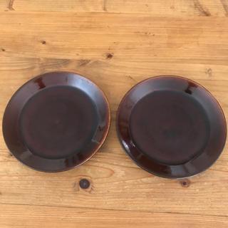 ムジルシリョウヒン(MUJI (無印良品))の無印 益子焼 プレート(食器)