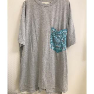 アズノウアズ(AS KNOW AS)のas know as ビックシルエットTシャツ(Tシャツ(半袖/袖なし))