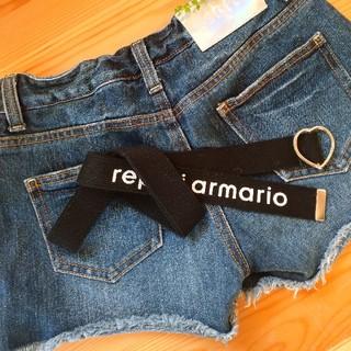 レピピアルマリオ(repipi armario)のレピピアルマリオ ショートパンツ(パンツ/スパッツ)