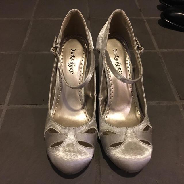【未使用】Sally Roux パンプス レディースの靴/シューズ(ハイヒール/パンプス)の商品写真
