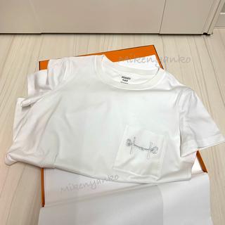 エルメス(Hermes)の☆新品未使用☆新作 エルメス Tシャツ(Tシャツ(半袖/袖なし))