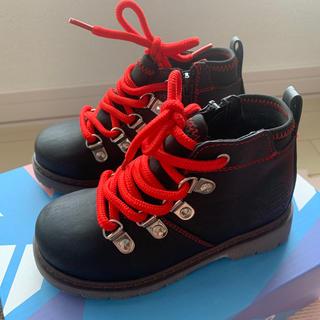 新品 ブーツ 子供 キッズ 17センチ(ブーツ)
