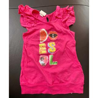 ディーゼル(DIESEL)のディーゼル半袖90(Tシャツ/カットソー)