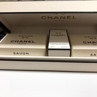 CHANEL - シャネル 石鹸 トワレット