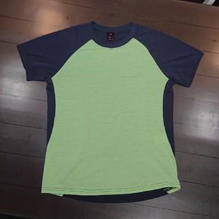 モンベル(mont bell)のモンベル ラグランTシャツ(Tシャツ(半袖/袖なし))