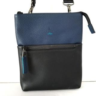 ランバンオンブルー(LANVIN en Bleu)のランバンオンブルー ショルダーバッグ美品 (ショルダーバッグ)